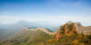 Wandern in China zwischen Peking und Shanghai