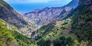 Wandern & Trekkin auf der kanarischen Insel La Gomera - Der Inselnorden