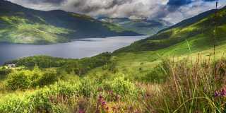 Geführte Gruppenwanderreise - Schottland - Western Highlands