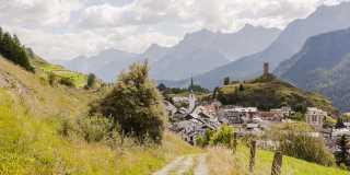 Alpenüberquerung Via Alpina Cultura Nord