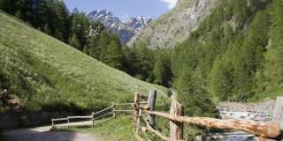 Alpenüberquerung E5 für Familien - geführte Bergwanderung