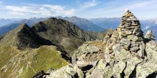 Alpenüberquerung E5 vom Kleinwalsertal ins Ötztal