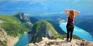 Geführte Gruppenwanderreise: Kanada Das Beste von Banff, Yoho, Jasper