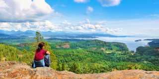 Geführte Gruppenwanderreis: Kanada Vancouver Island