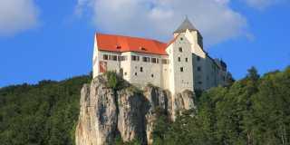 Wandern im Altmühltal - Burg Prunn - wandern.de ind91