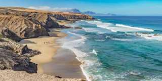 Geführte Wanderung: Silvester einmal anders – Fuerteventuras wilder Südwesten