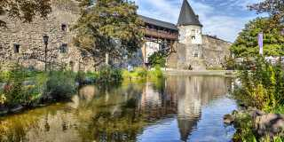 Wandern auf dem Rhein-Burgen-Weg in 8 oder 9 Tagen