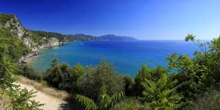 Wandern auf Korfu - Griechische Inseln