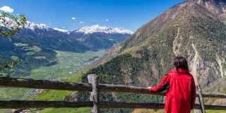 Wandern in Südtirol auf den Spuren der Römer: Via Claudia Augusta