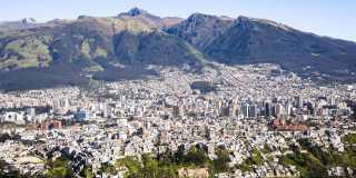 Ecuador: Geführte Trekkingtour im Hochgebirge