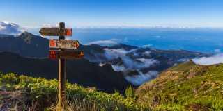 Wandern in Madeira - der Nordosten